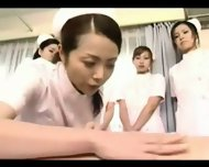 Japanese Nurses blow job asian
