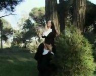 Nuns lesbians asslicking  Nuns