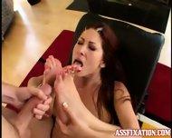 Mynxy Cumshot cumshot facial babe assfixation.com foot