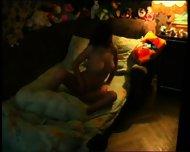 Tight slut masturbating in her bed tight slut masturbation solo girl amateur bedroom bed dildo toys